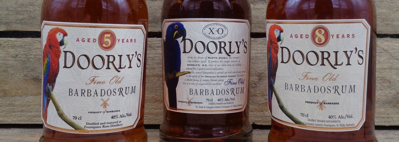 Doorly'S Rhum des Barbades <br> Foursquare & R.L. Seale's