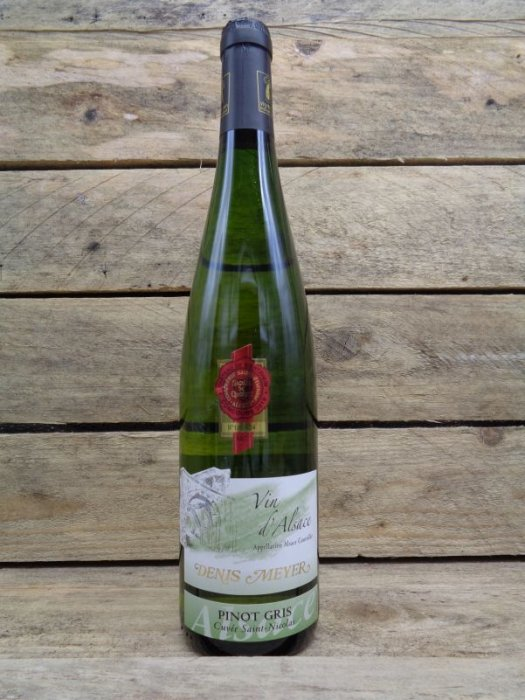 Pinot Gris Tradition Meyer Denis et Filles