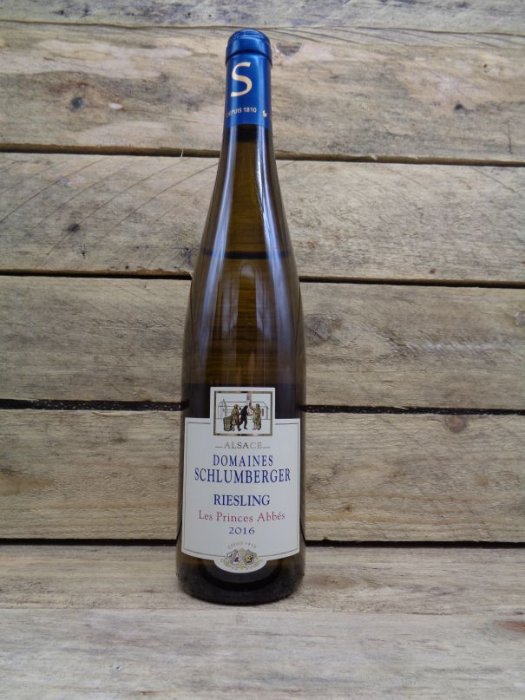 Riesling Princes Abbés Domaines Schlumberger