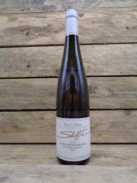 Gewurztraminer Vendanges Tardives Schoffit