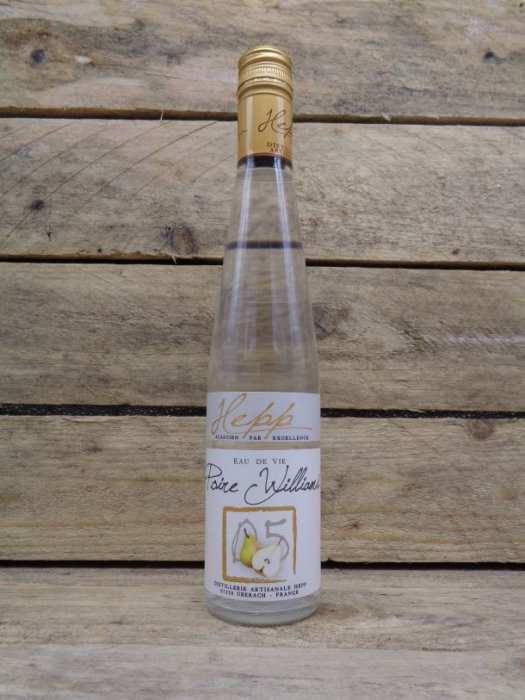 Eau-de-vie de Poire Williams