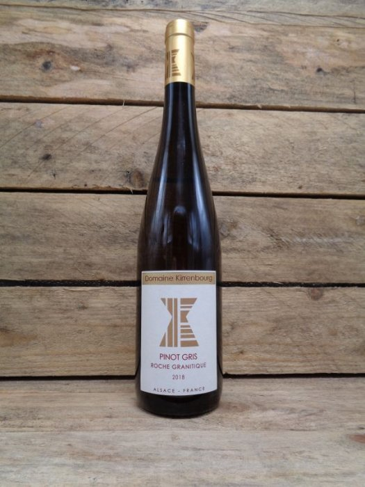 Pinot Gris Roche Granitique By Kirrenbourg