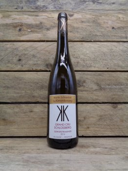 Gewurztraminer Grand Cru Schlossberg By Kirrenbourg