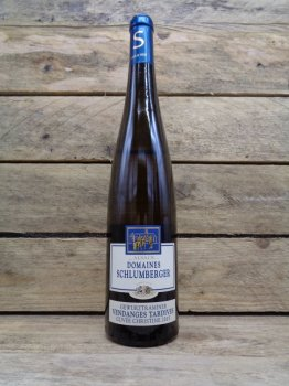 Gewurztraminer Cuvée Christine Vendanges Tardives Schlumberger