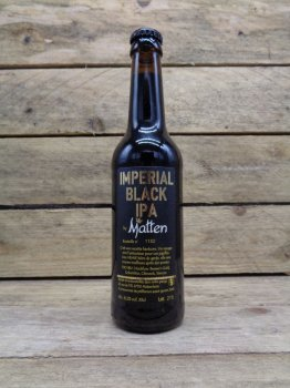 Imperial Black IPA, une stout