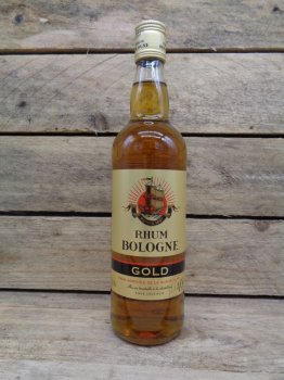 Rhum agricole Bologne Gold