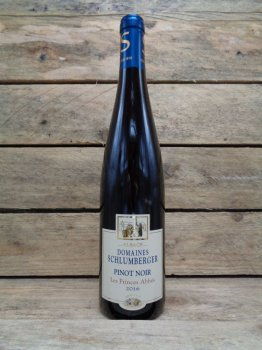 Pinot Noir Tradition Princes Abbés Schlumberger