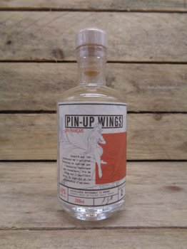 Gin Artisanal Pin Up Wings de la Distillerie La Grange