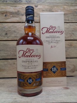 Rum Malecon Reserva Imperial 18 ans