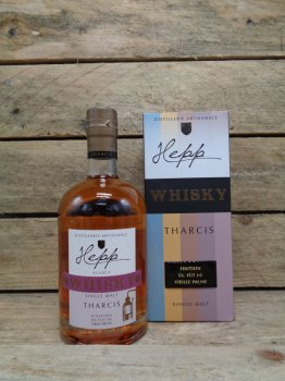Whisky Single Malt Hepp Tharcis Finition Fût de Vieille Prune