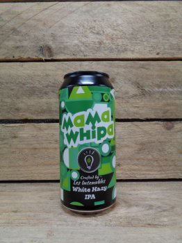 Bière Mama WHIPA Blanche Canette Les Intenables