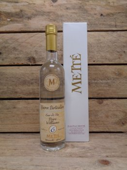 Poire Williams Eau de Vie JP Metté