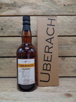 Whisky Uberach Single Malt Distillerie Bertrand