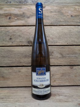 Pinot Gris Vendanges Tardives Laure Schlumberger 2014