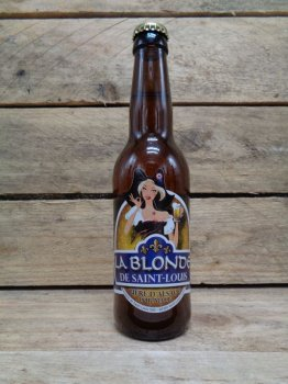 La Blonde de Saint Louis