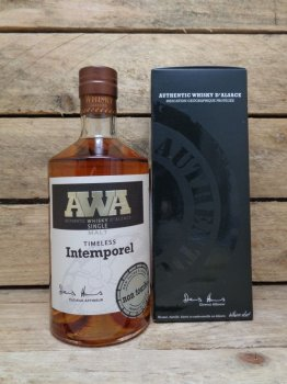 Whisky AWA Intemporel Single Malt