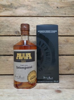 Whisky AWA Intemporel Single Malt Tourbé
